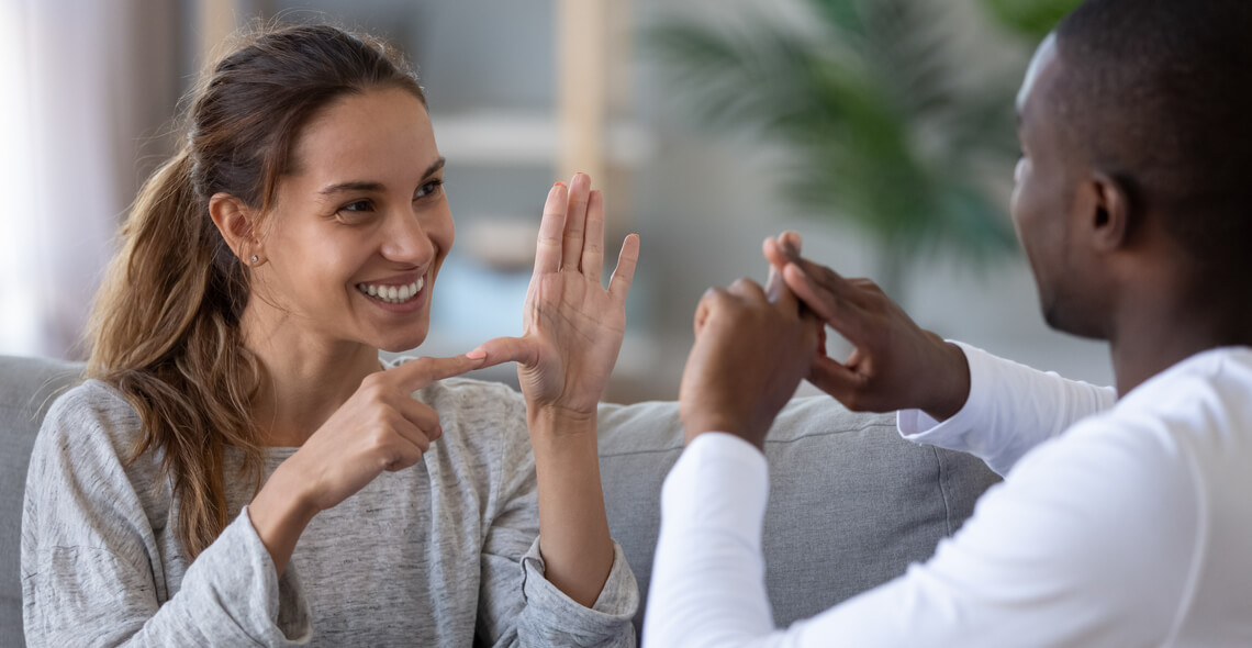 American Sign Language Certificate Levels 1, 2 and 3