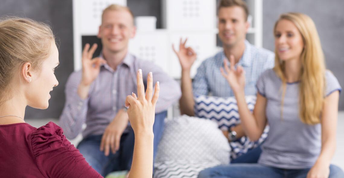 British Sign Language Diploma
