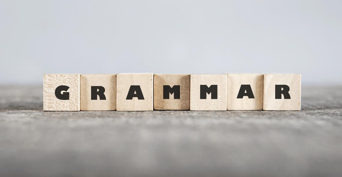 English Grammar — Improve Your English Certificate