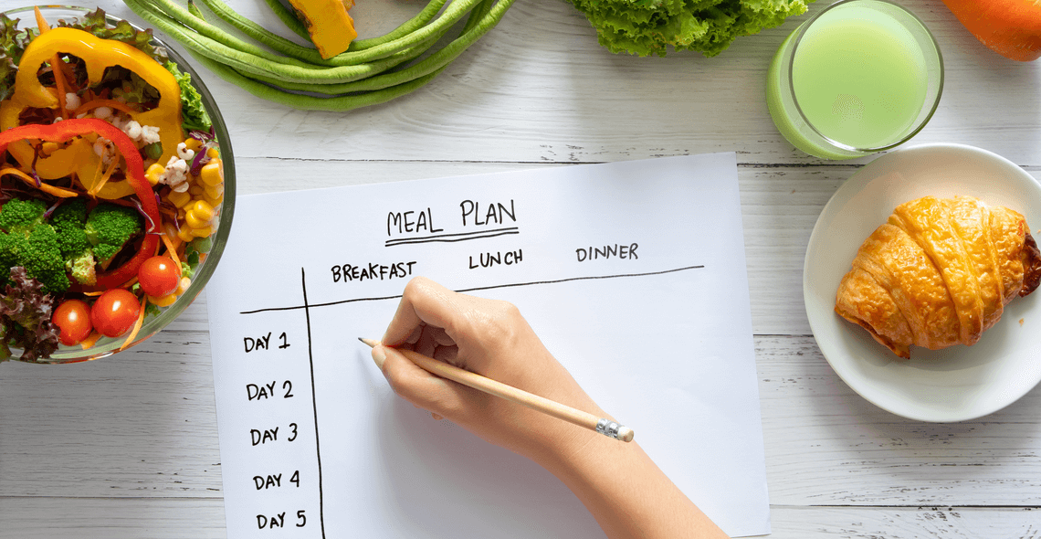 Meal Planning Certificate