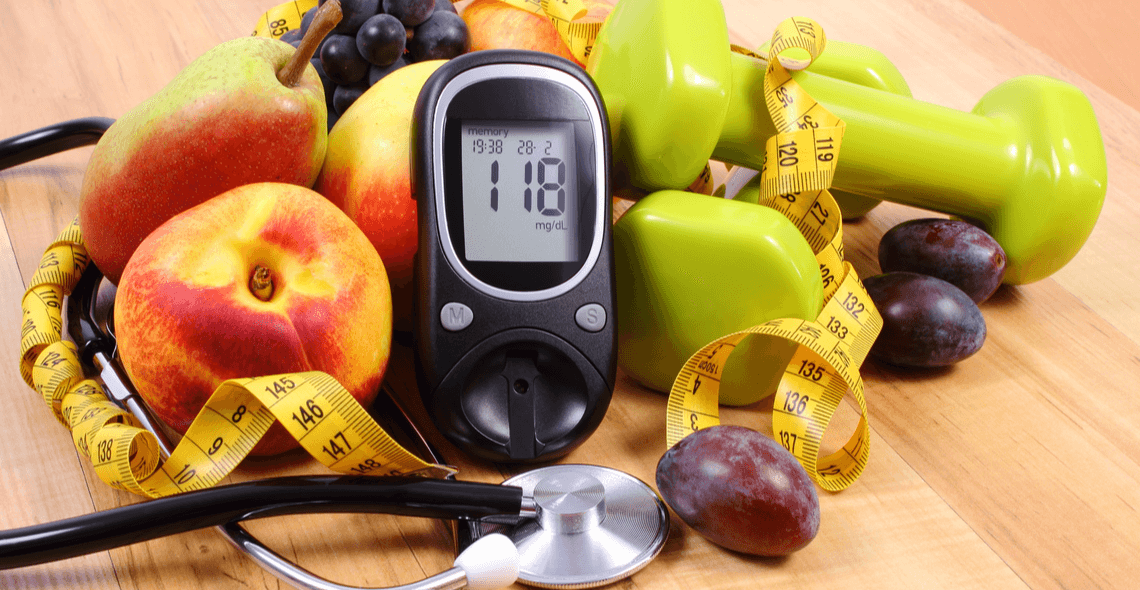 Nutrition for Diabetes Certificate