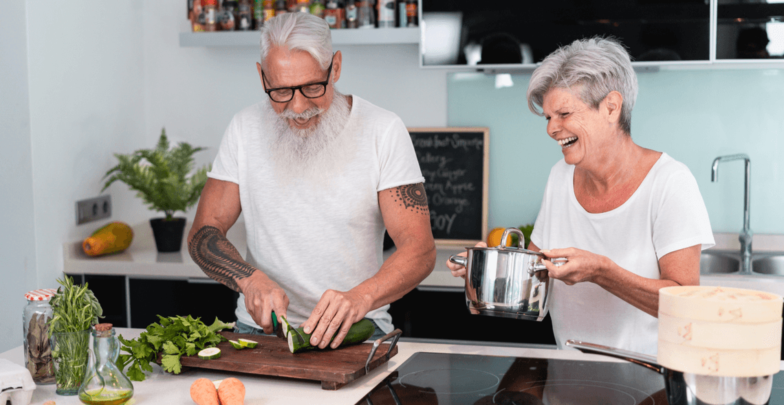 Nutrition for Older Adults Certificate