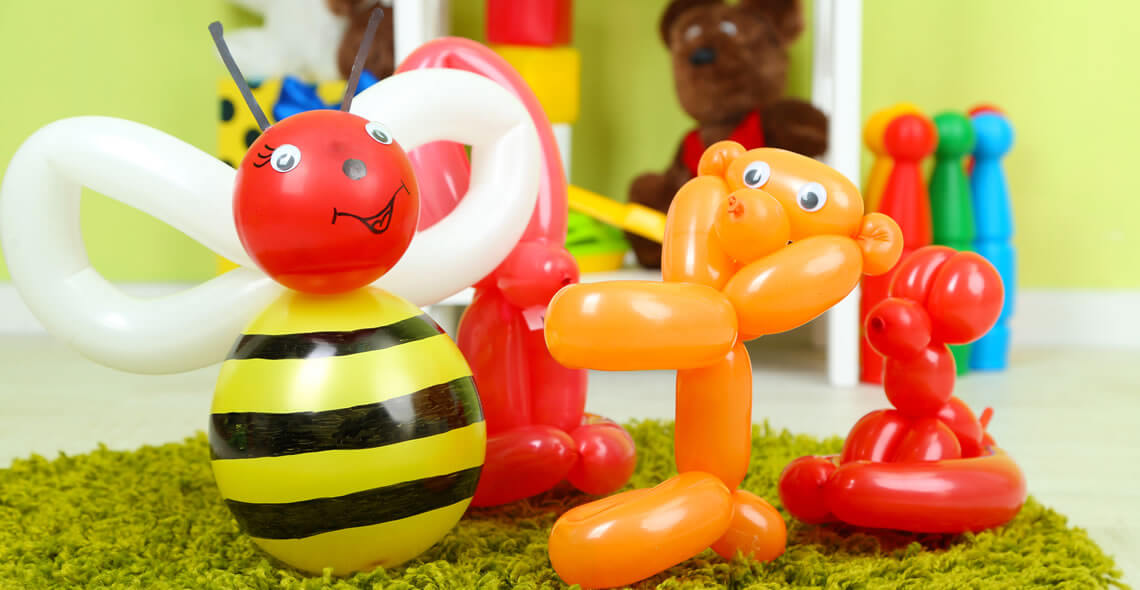Balloon Modelling Academy Diploma (Accredited)