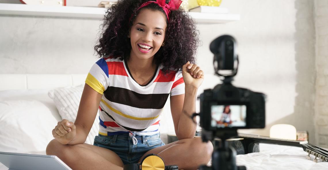 Combined Blogging, Vlogging and Social Media Influencer Diploma