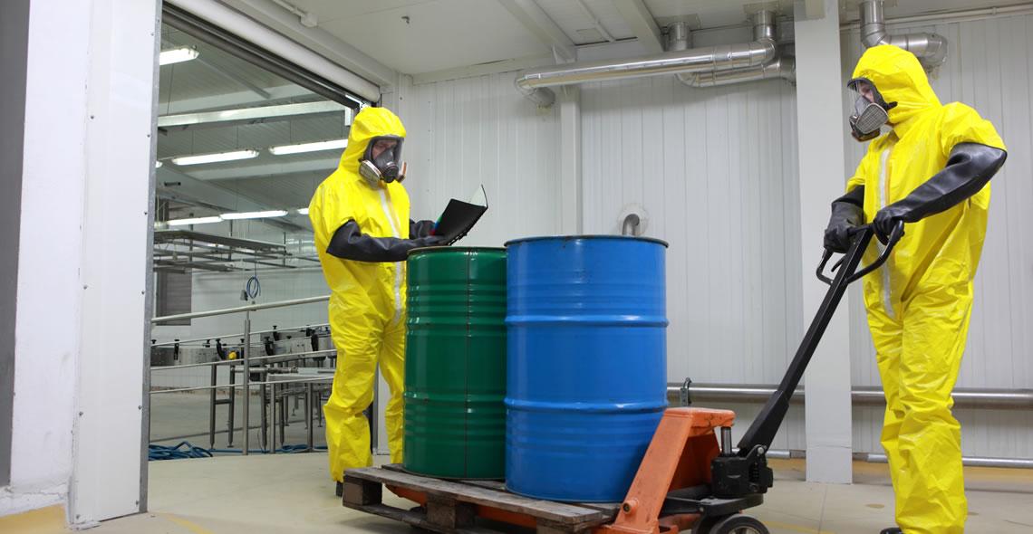 Control of Substances Hazardous to Health (COSHH) Certificate