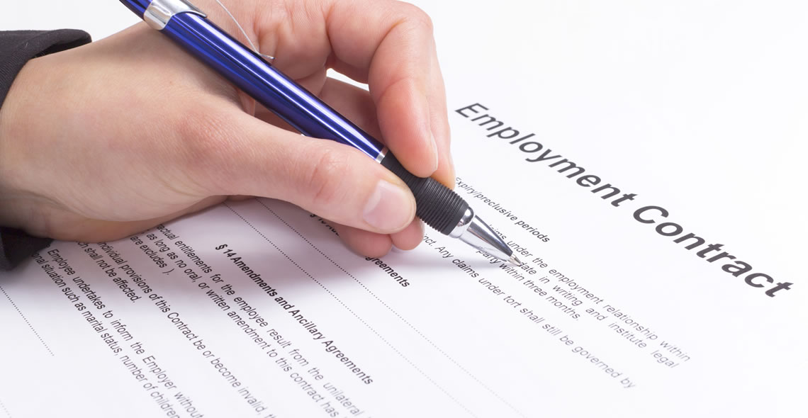 Introduction to Contracts Of Employment Certificate
