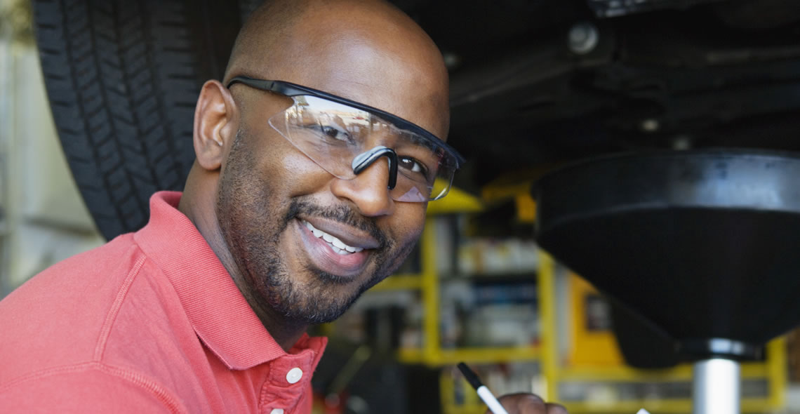 Eye Safety in the Workplace Certificate