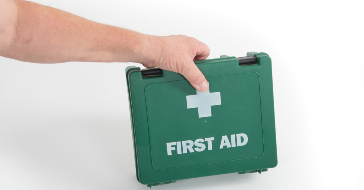 First Aid Appointed Person Certificate