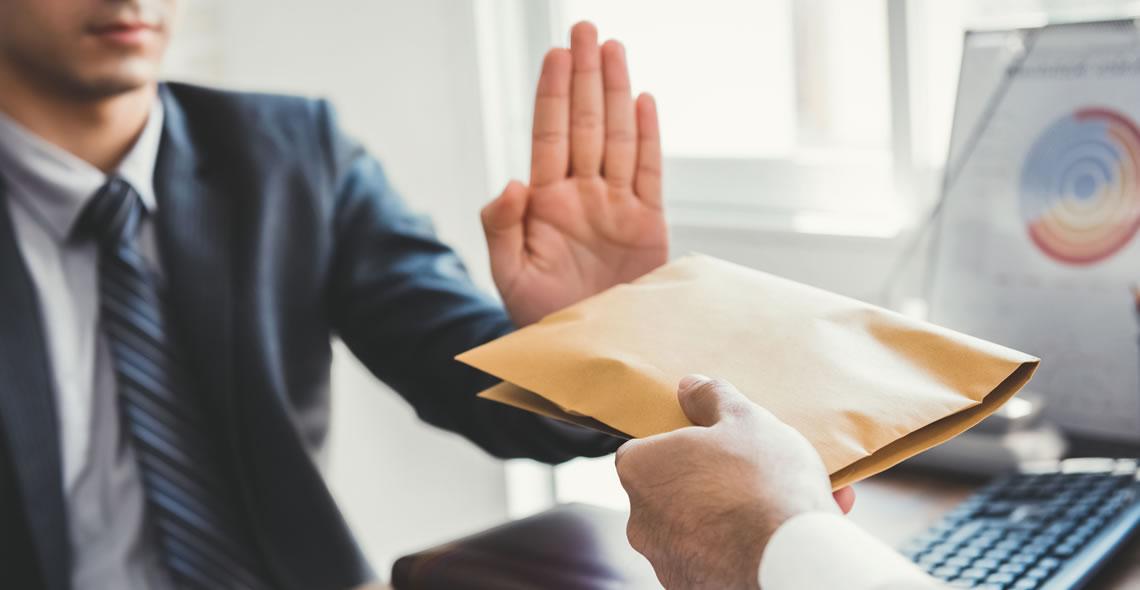Global Anti-bribery and Corruption Certificate