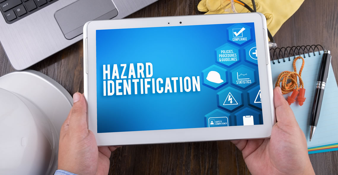 Hazard Identification and Risk Control Certificate
