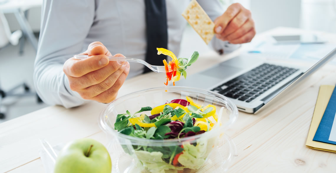 Healthy Eating at Work Certificate