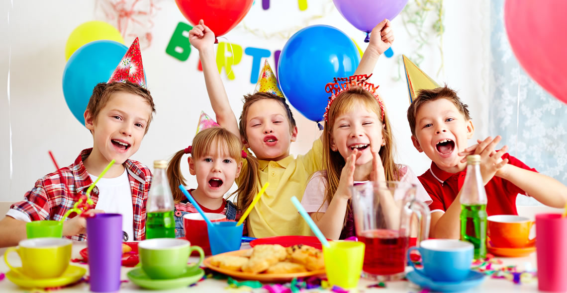 Kids' Party Planner Diploma
