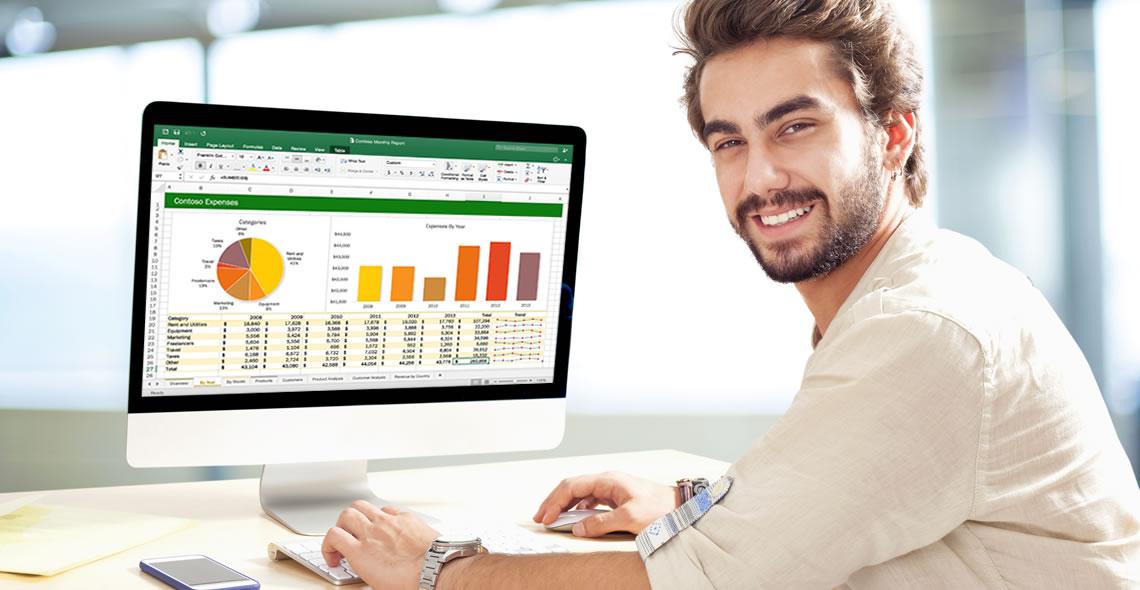 Microsoft Excel Intermediate Certificate