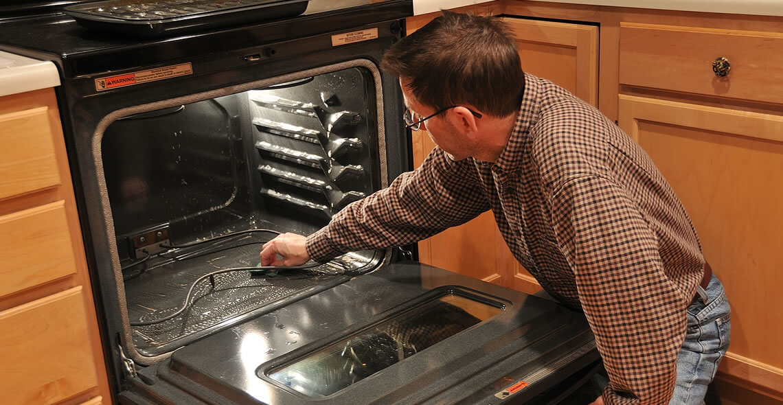 Oven Cleaning Certificate International