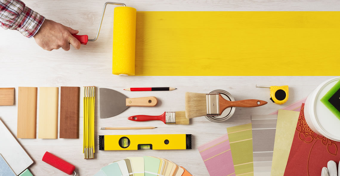 Combined Painting, Decorating and Interior Design Diploma