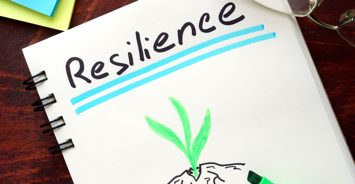 How to Build Resilience Certificate