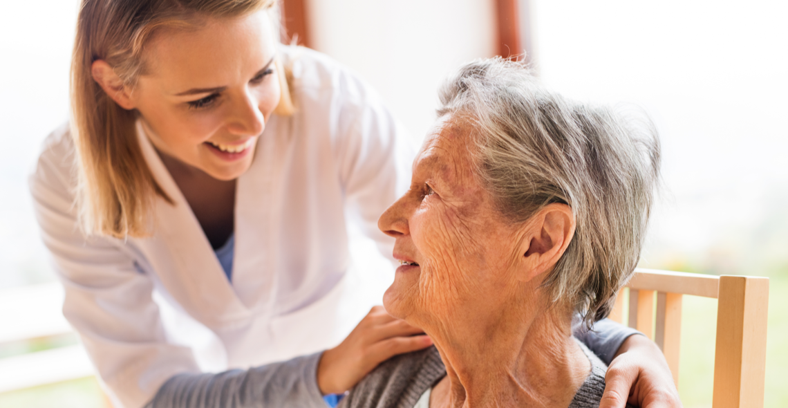 Caring for the Elderly Certificate