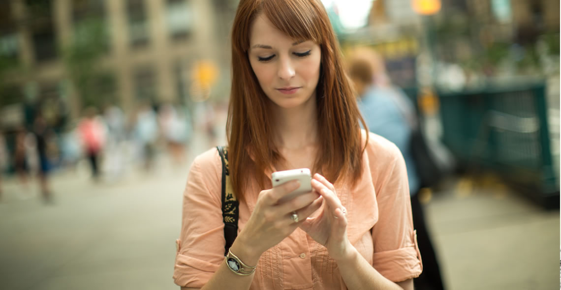 The Dangers of Texting While Walking Certificate