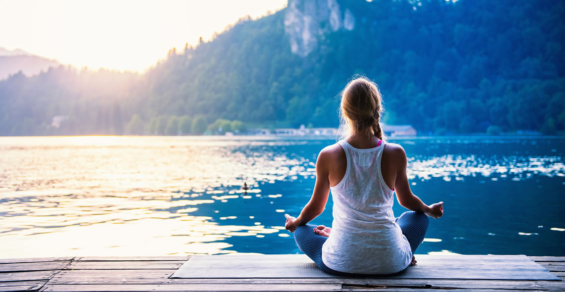 Reducing Stress with Meditation and Visualisation Certificate
