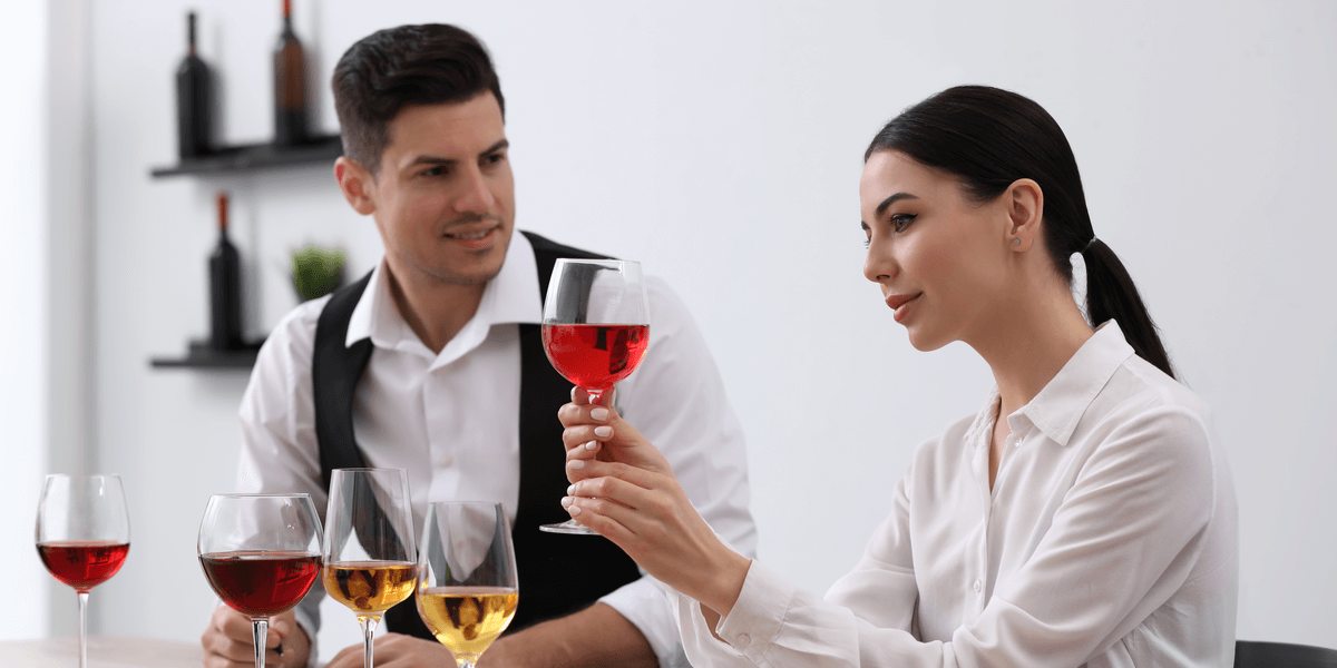 Introduction to Being a Sommelier Certificate