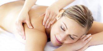 Upper Body Massage Course