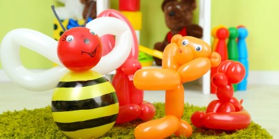 Balloon Modelling Course