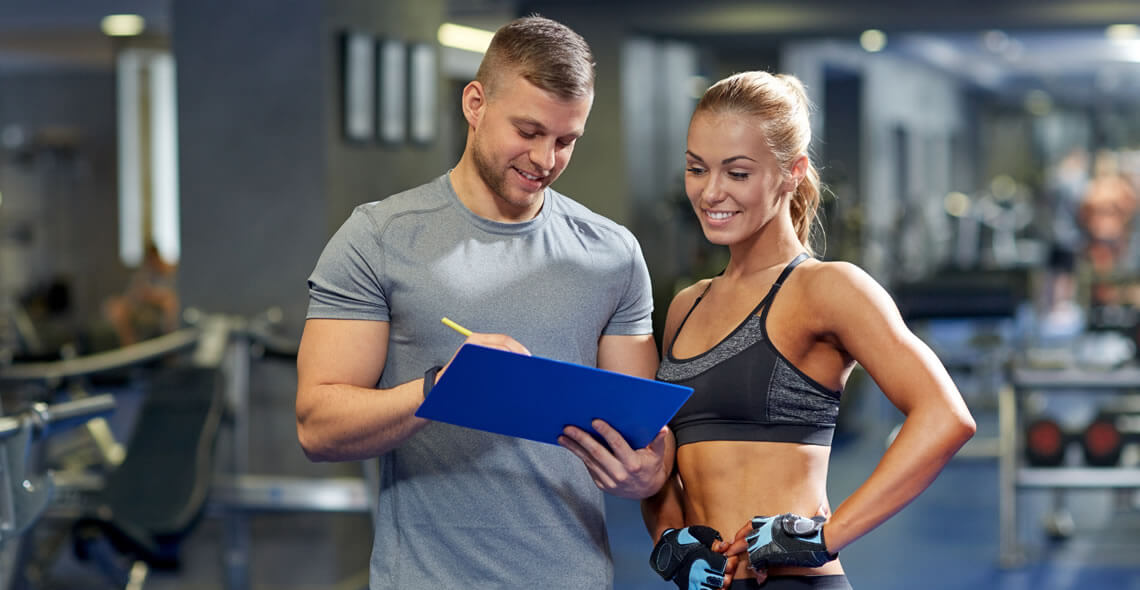 Level fitness diploma personal trainer
