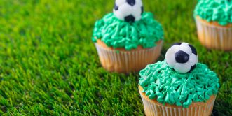 Cupcake Decorating - Boys Birthday Ideas Pack