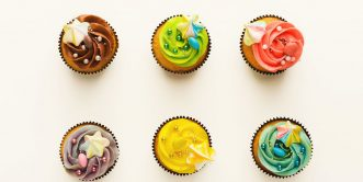 The complete cupcake decorating pack