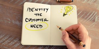 Identifying Customer Need