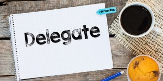 Delegating Authority